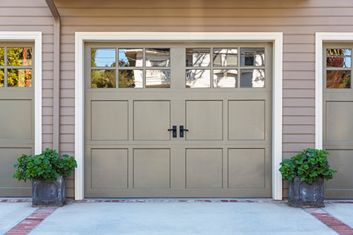 Use a garage to reduce insurance costs