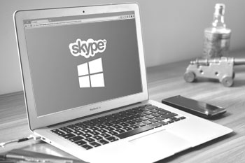 Skype Interview at First Response