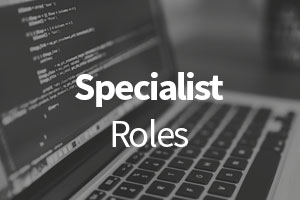 Specialist roles at First Response